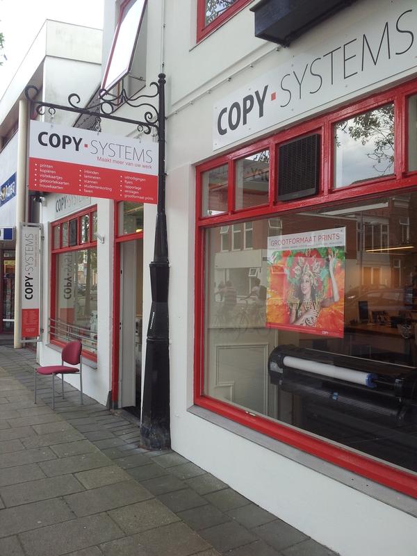 Copy Systems - Foto's
