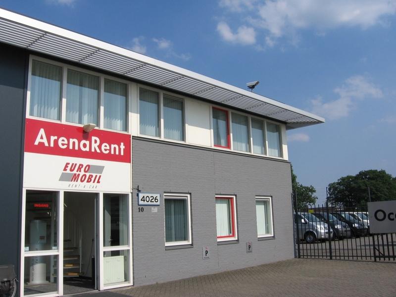 ArenaRent Autoverhuur - Foto's
