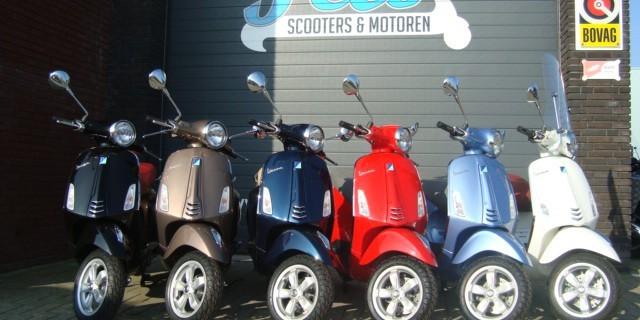 Pels Scooters & Motoren - Foto's
