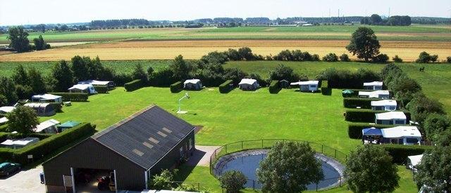 Buitenhof Mini-Camping - Foto's