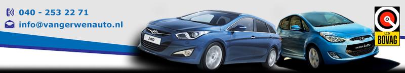 Gerwen Autodealer Hyundai Van - Foto's
