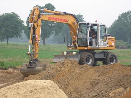 Kolenbrander Transporten BV - Foto's