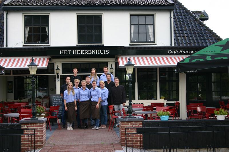 Café Brasserie Het Heerenhuis - Foto's