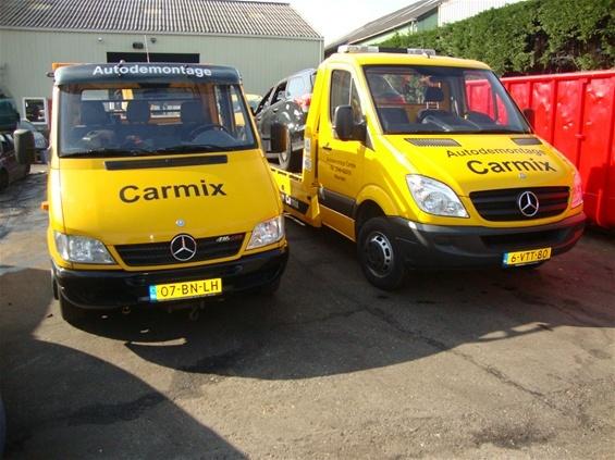 Autosloperij Carmix BV - Foto's