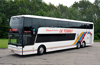 Hanneman de Toerist - Foto's