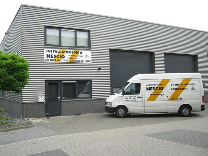 Nescio CV Installateurs Loodgieters - Foto's