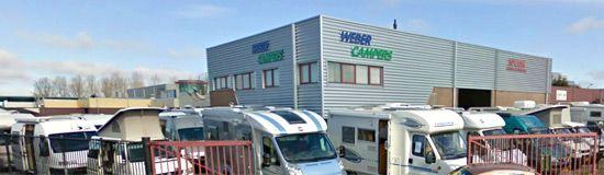 Weber Campers - Foto's