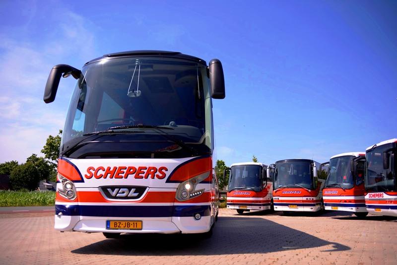 Schepers Tours BV - Foto's