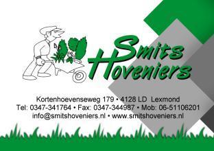 Smits Hoveniers - Foto's