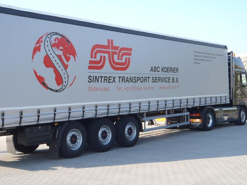 Sintrex Transport Service BV - Foto's