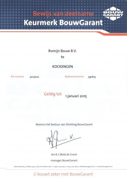 Romijn Bouw BV - Foto's