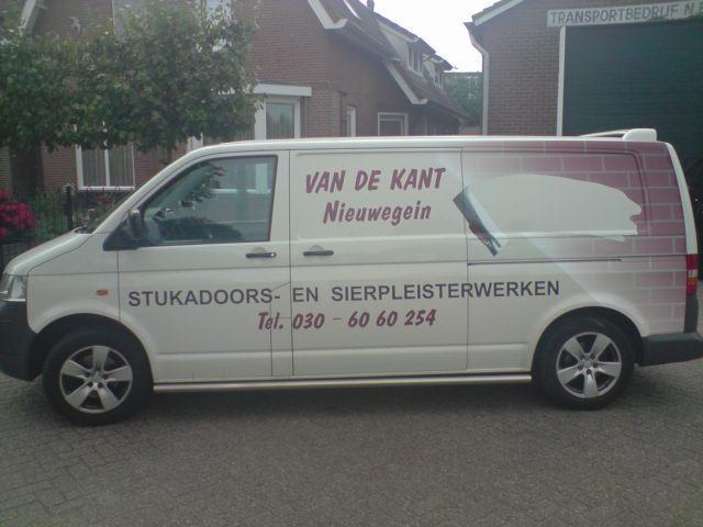 Stukadoorsbedrijf Van de Kant Nieuwegein - Foto's