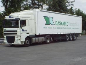 Basamro Transport BV - Foto's