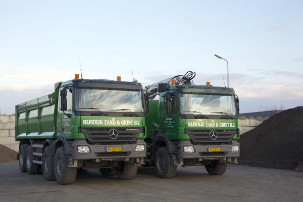 Rijsdijk Zand & Grint BV - Foto's