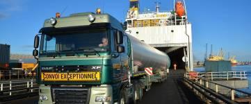 Bolk Transport BV - Foto's