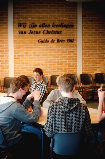 Guido de Brès Gereformeerde Scholengemeenschap - Foto's