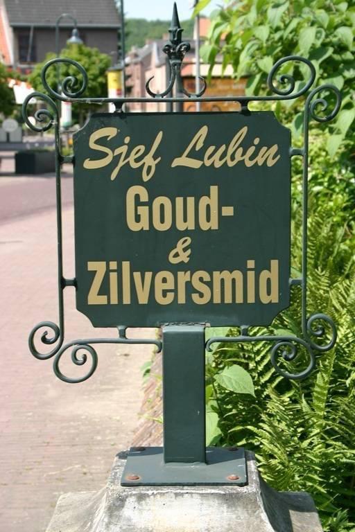 Lubin Goud- en Zilversmid J - Foto's