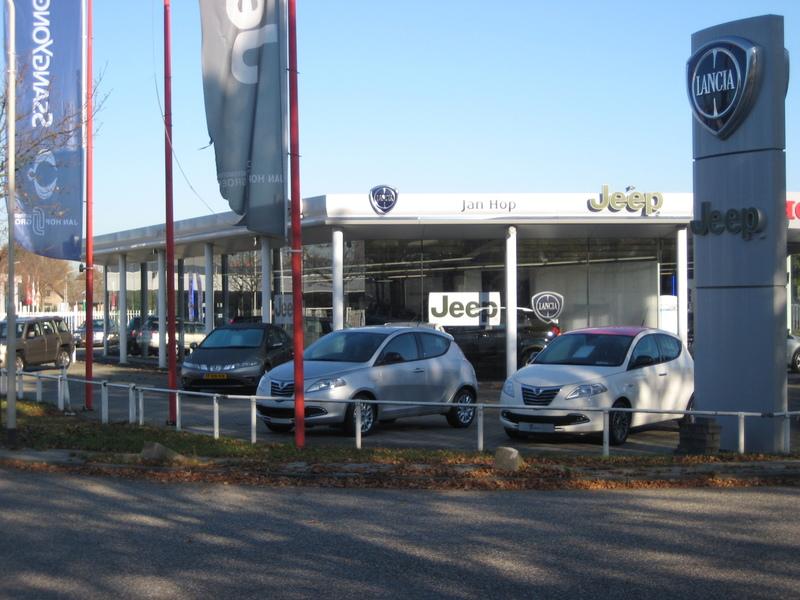 Autobedrijf Jan Hop Roosendaal - Foto's
