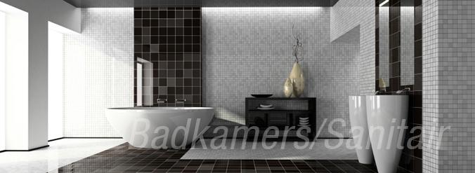 Banner badkamer