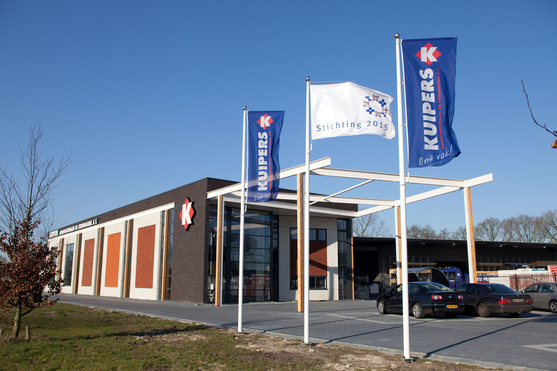 Kuipers Bouwmaterialen & Steenhandel B.V. - Foto's