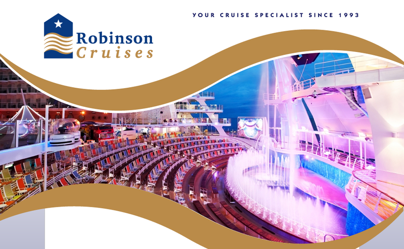 Robinson Cruises - Foto's