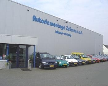 Autodemontage Zelissen - Foto's