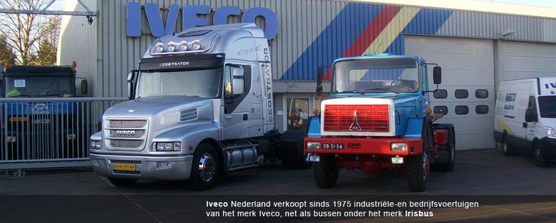 H & R Loo BV Garage Iveco Dealer - Foto's