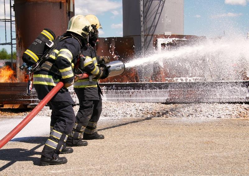 Brandweer Amerongen - Foto's