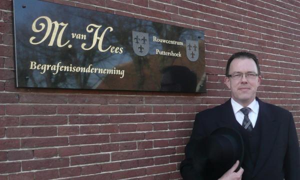 Begrafenisonderneming M van Hees - Foto's