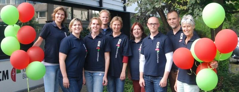 GCM Fysiotherapie locatie Gezondheidscentrum Spechtenkamp - Foto's