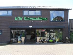Kok Tuinmachines - Foto's