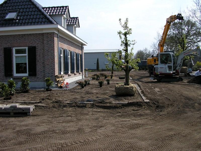 Dijkman Hoveniersbedrijf Barrie - Foto's
