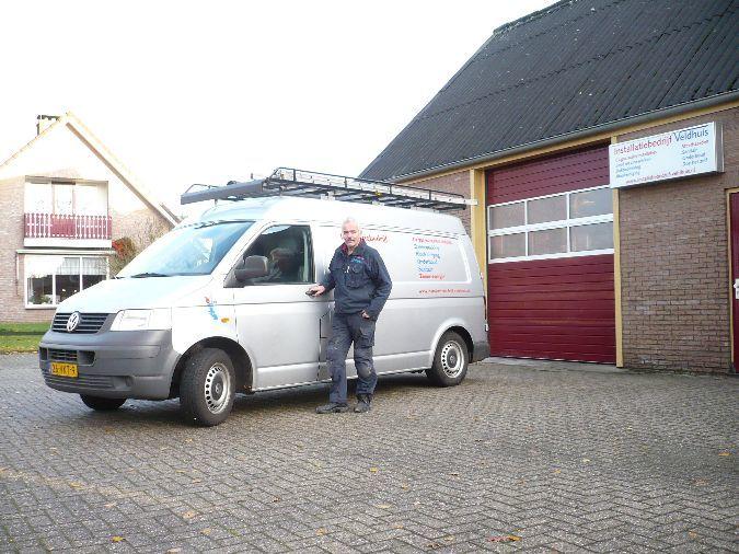 Installatiebedrijf E Veldhuis - Foto's