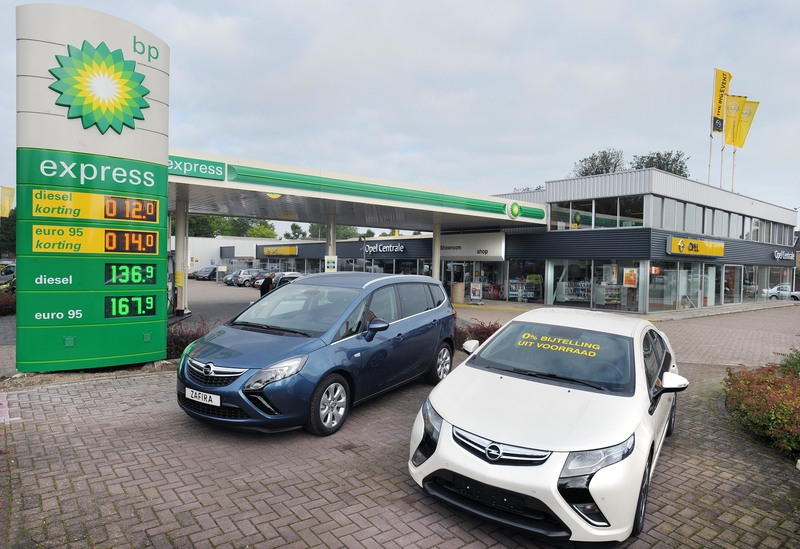 Opel Centrale - Foto's