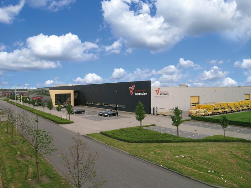 Vermeulen BV Trappenfabriek - Foto's