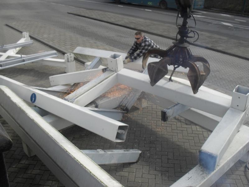 Struijk Oud IJzer en Metaalhandel Chris - Foto's