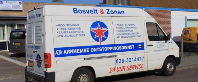 Bosvelt & Zonen Loodgieters - en Ontstoppingsbedrijf - Foto's