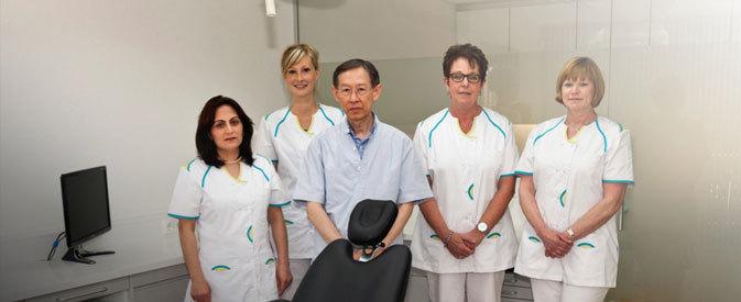 Tandarts Implantoloog K.D. Go - Foto's
