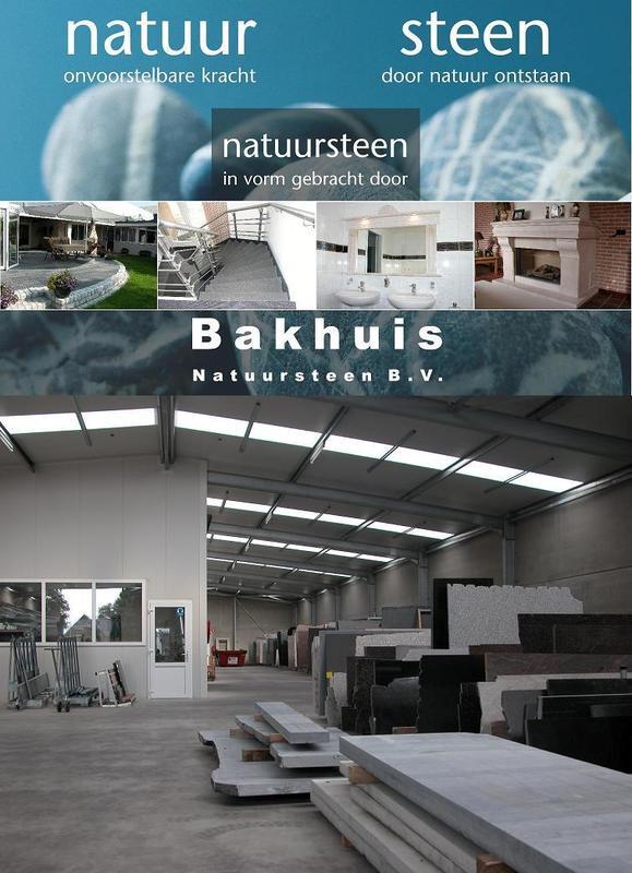 Bakhuis Natuursteen - Foto's