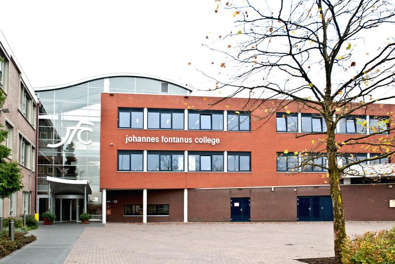 Johannes Fontanus College - Foto's