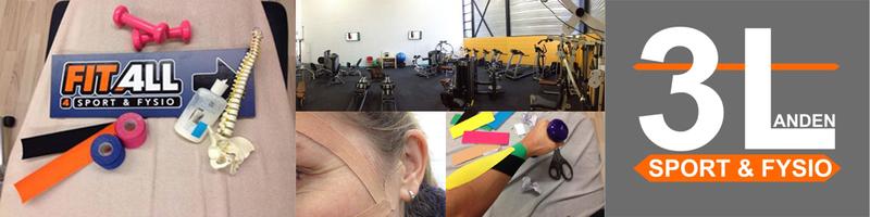 3Landen sport en fysio - Foto's