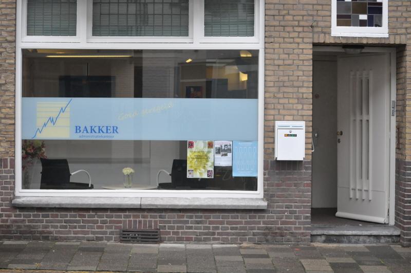 Administratiekantoor Bakker - Foto's