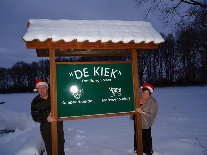 Kiek Kampeerboerderij J J van Meer-Roovers De - Foto's
