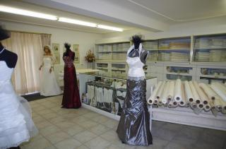 Westhovens Bruidsstoffen - Foto's