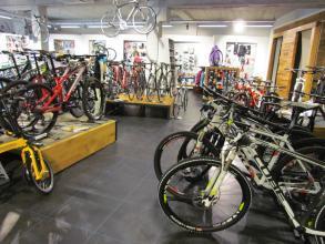Bikeshop Amersfoort - Foto's