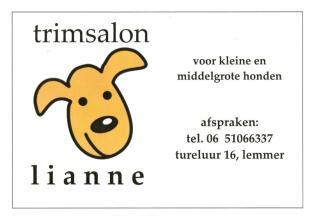 Hondentrimsalon Lianne - Foto's