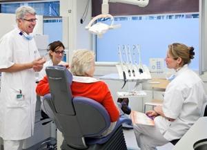 UMCG Centrum voor Tandheelkunde en Mondzorgkunde - Foto's