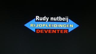 Rijopleidingen Rudy Nutbeij - Foto's