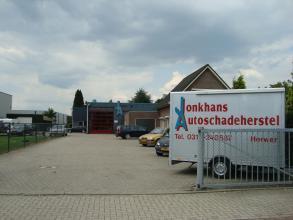 Autoschade herstel Jonkhans - Foto's
