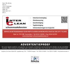 Inter Clean Schoonmaakdiensten - Foto's